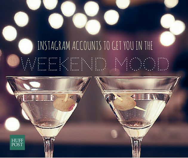 9 Boozy Instagram Accounts To Get You In The Weekend