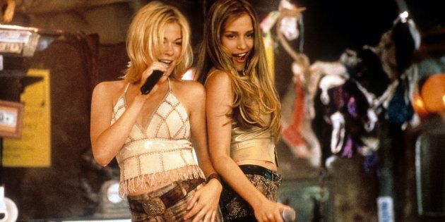 Coyote Ugly, a thriving depiction of the early