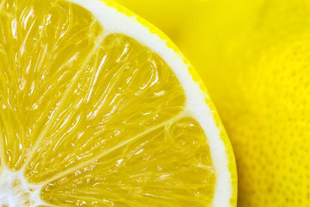 Lemons are one of the best sources of vitamin C.