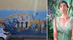 Ad Agency Forced To Apologise After Painting Over Iconic Mural With Jennifer