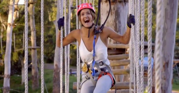 """""""I'M IN A ROPE BRIDGE OF EMOTION!"""""""
