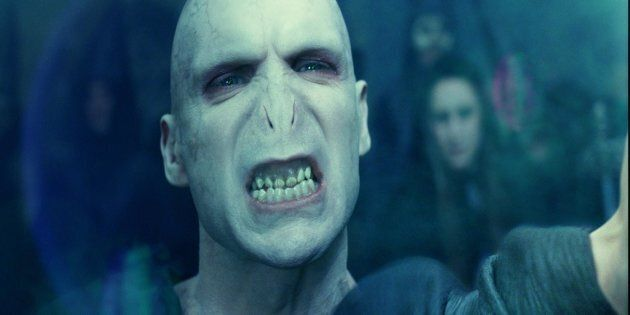 Lord Voldemort - Courtesy of Warner Bros. Entertainment Inc.  (Photo by Eric Charbonneau/WireImage) *** Local Caption ***