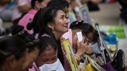 In Photos: Thailand In Mourning For Beloved