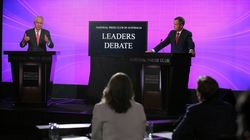 Leaders' Debate Frames Election Around One Word: