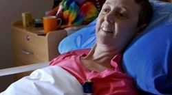 Connie Johnson, Dying From Cancer, Receives The Order Of