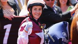 Michelle Payne Honoured In The Best Possible