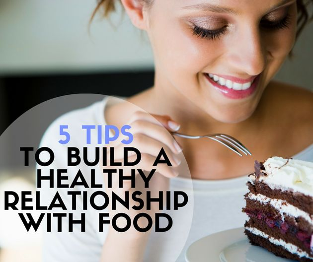 5 Tips To Build A Healthier Relationship With