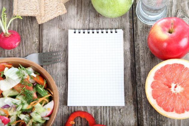 Keeping a food diary can also help you identify how much, or how little, you are