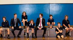Struggling Melbourne School Opens Doors To TV