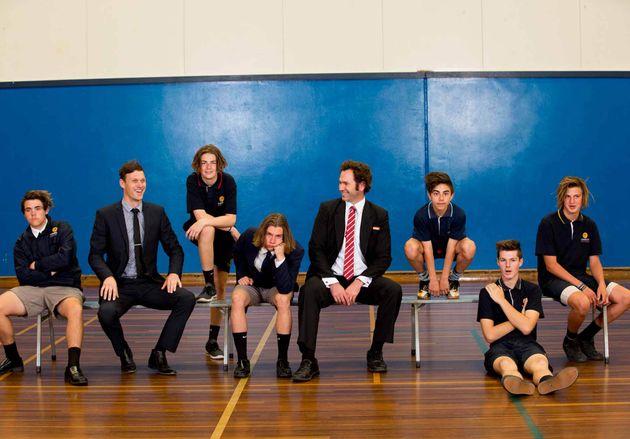 Struggling Melbourne School Opens Doors To TV