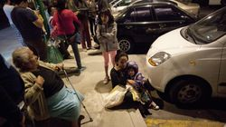 At Least Six Dead In Mexico Quake; Small Tsunami