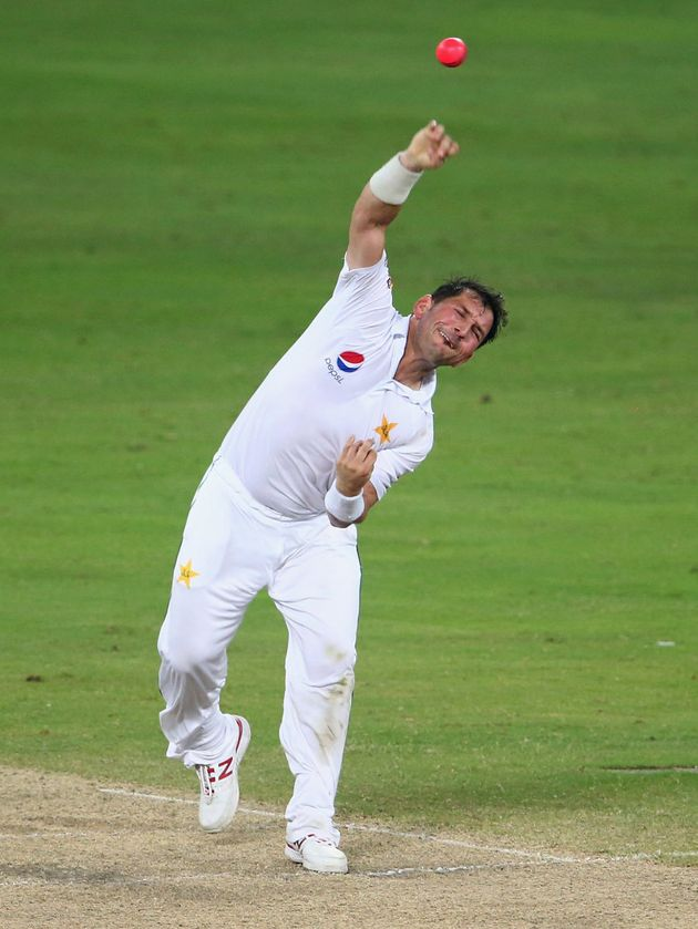 Yasir Shah has a devilish googly. If you don't follow cricket, go get a thesaurus. Actually if you don't...