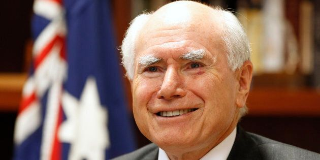 Former Prime Minister John Howard has launched his support for the 'No'