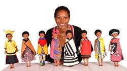 These African Dolls Are Such Cuteness