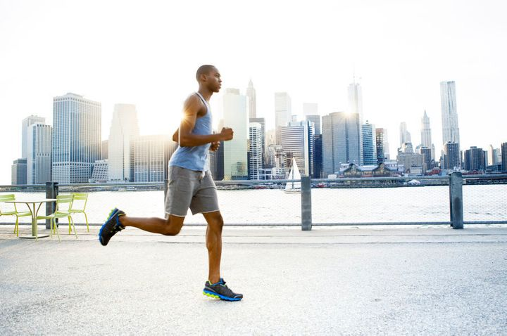 Staying active can help optimise your metabolism.