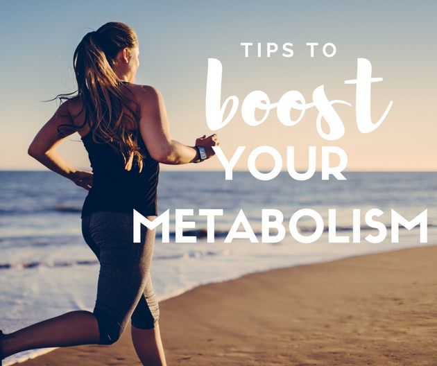 This Is Why Our Metabolism Slows Down (And What We Can Do About