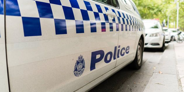A pedestrian has been killed by a van in