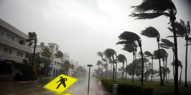 More Than One Million People Without Power As Irma Lashes