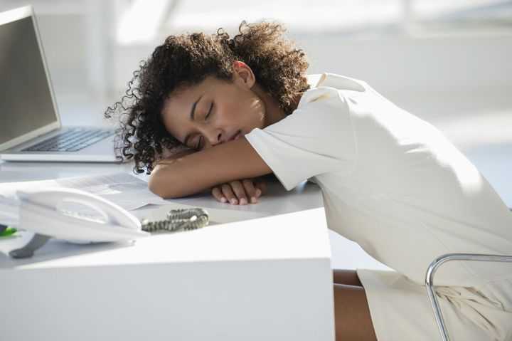If this is all too familiar, it's important to make a good night's sleep a priority.