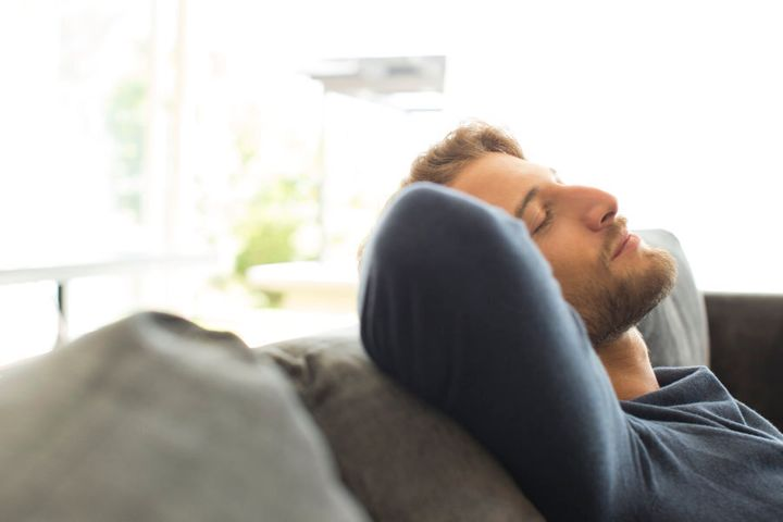 As tempting as it is to nap, leave sleeping until bedtime.