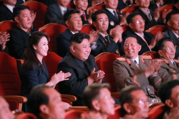 North Korea Holds Huge Celebration For Its Nuclear