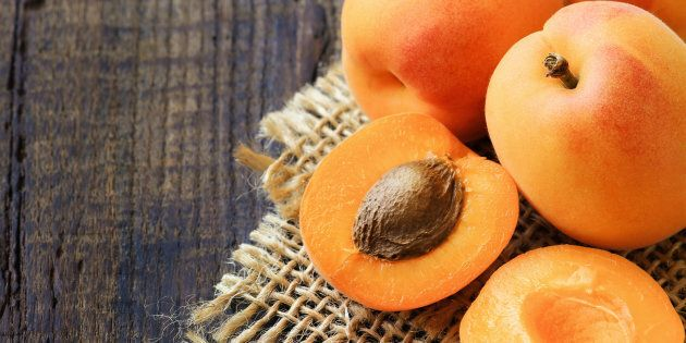 The man had been ingesting large quantities of apricot kernels, in the belief they could help prevent