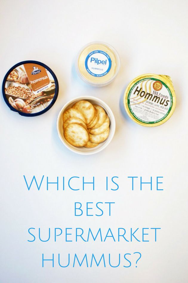 Hummus: We Taste Tested Six Brands From The