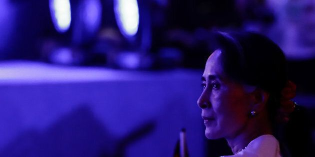 Once A Moral Leader, Aung San Suu Kyi's Silence In Myanmar Is