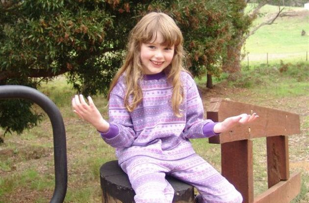 Cath McDougall described her granddaughter Leela, who was six at the time of her disappearance, as
