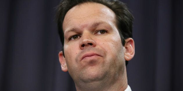 Senator Matt Canavan says the same sex marriage debate 'hasn't been that bad', and wants people to 'just...