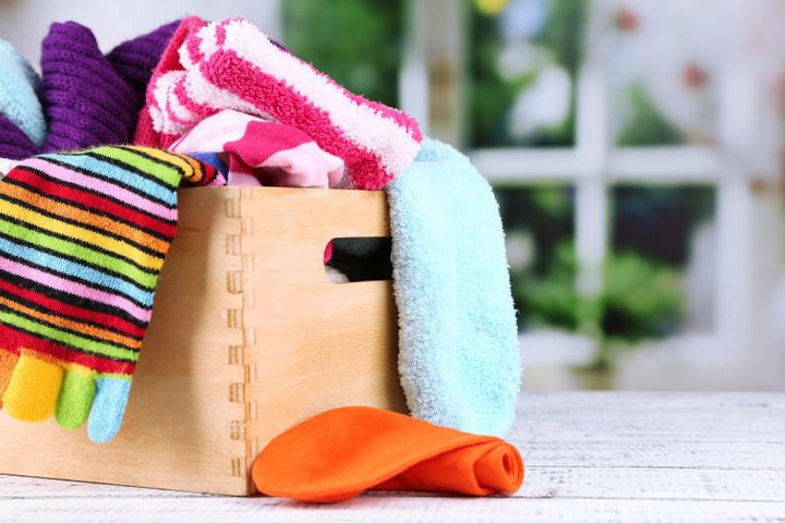 Help keep someone warm this winter by donating your unused clothes and bedding.