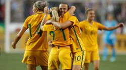Australia's Female Footballers Get A Huge Payrise But There's A