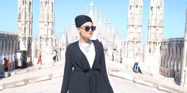 Australian woman Karan Kaur believes there's yet to be much representation of Sikh turbaned women in fashion.