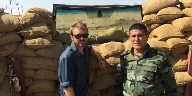 Wyatt Roy in Iraqi