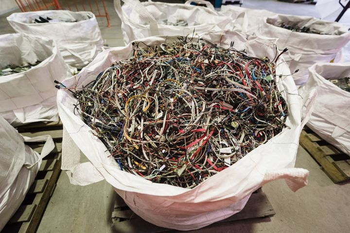 E-waste levels in Australia are growing at three times the rate of general waste.