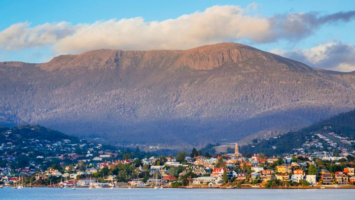 Hobart is renowned for its heritage buildings, parks, restaurants and Salamanca Market.
