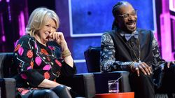 Snoop Dogg And Martha Stewart's Cooking Show Trailer Just