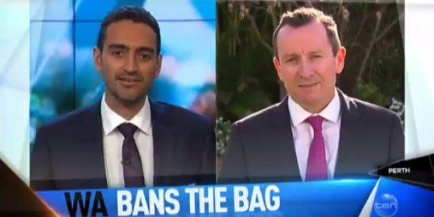 Western Australia will be plastic bag-free from July 1,