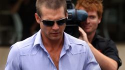Ben Cousins Arrested For Crystal Meth