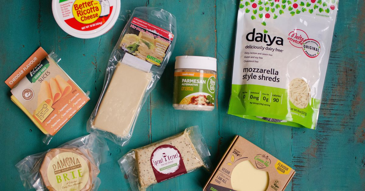 We Taste Tested 8 Vegan Cheeses  Here's What We Think Of Them