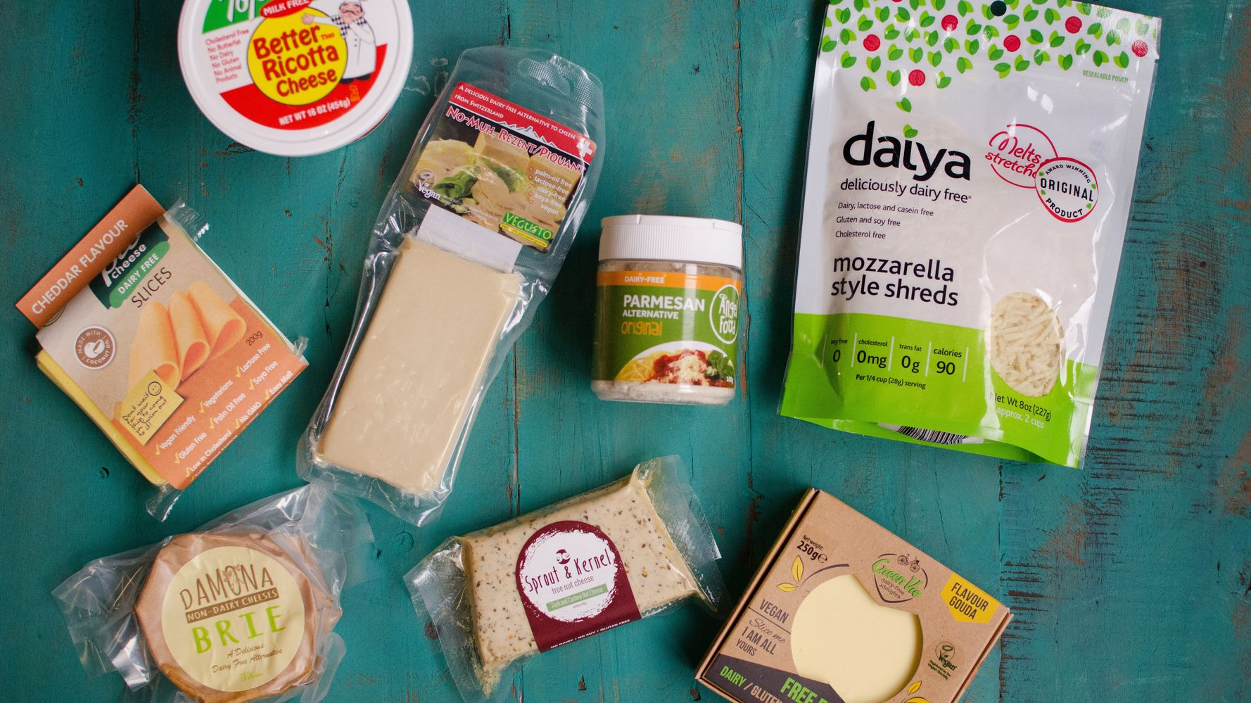 Vegan Cheese Taste Test Here S What We Think Of Them Huffpost Australia Food Drink