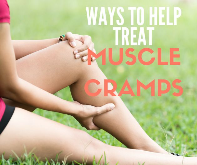 Try These Foods And Tips To Help Avoid Muscle Cramps