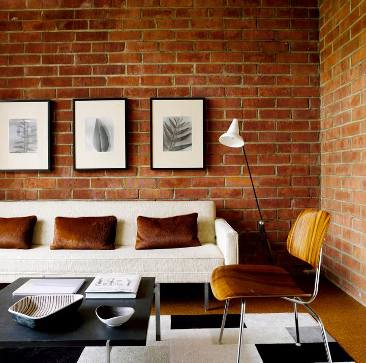 Unless you actually live in Williamsburg, can we please stop it with so many exposed brick walls?