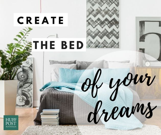 Make Your Bed Look Modern And Luxe With These Styling