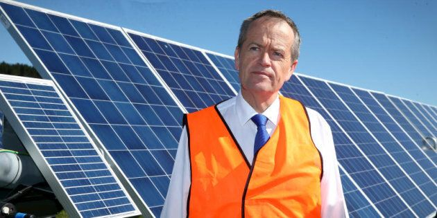 Opposition Leader Bill Shorten says the National