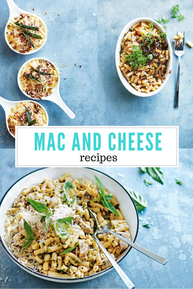 These Mac And Cheese Recipes Will Change Your