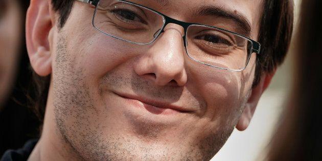 'Pharma Bro' Martin Shkreli Jailed Over Offering Reward For Hillary Clinton's