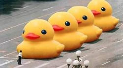 Tiananmen Ducks And 9 Other Times Chinese Censorship