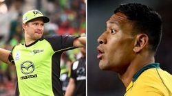 Shane Watson Had The Perfect Response To Israel Folau's Same-Sex Marriage