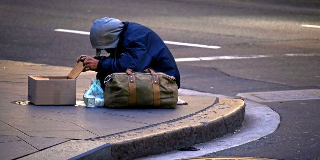 The Homelessness Crisis Is Growing But The Cashed-Up NSW Government Doesn't